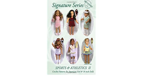 Buy Signature Series Sports And Athletics Ii Crochet Patterns For