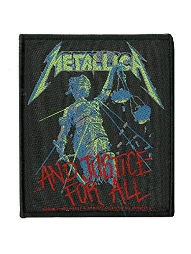 Aufnäher Patch - Metallica - And Justice For All