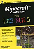 Minecraft Construction Poche Pou...