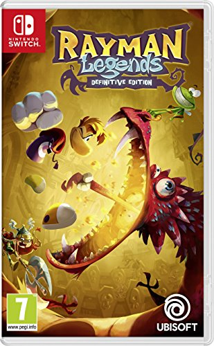 Rayman Legend Definitive Edition  (Nintendo Switch)