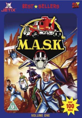 M.A.S.K.: Volume 1 [DVD]