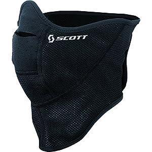 Scott Wind Warrior Facemask Motorrad/Fahrrad / Ski Gesichtsmaske schwarz