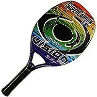Vision Pala de Tenis Playa SUPER CARBON TEAM 2018
