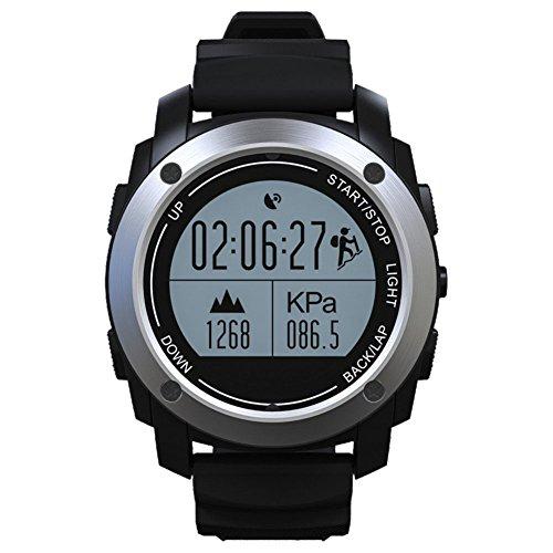 Función de GPS Smart reloj deportivo, resistente