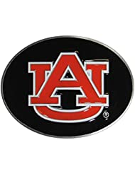 NCAA Auburn Tigers Logo Belt Buckle, Black