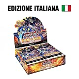 Battles of Legend: Relentless Revenge - 24 Booster Display- Italian