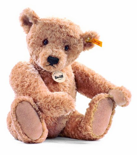 Steiff-40cm-Elmar-Teddy-Bear-Golden-Brown