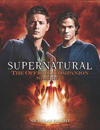 Supernatural - the Official Companion Season 5 por Nicholas Knight