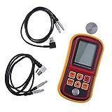 MagiDeal Gm130 Probador de Espesor Ultrasonido Digital Medidor de Velocidad Sonido...