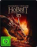 Der Hobbit: Smaugs Einöde Extended Edition 2D/3D BD Steelbook (exklusiv bei Amazon.de) [3D Blu-ray]