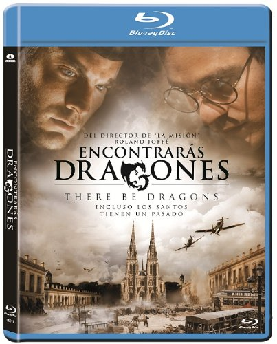 Encontrarás Dragones [Blu-ray]