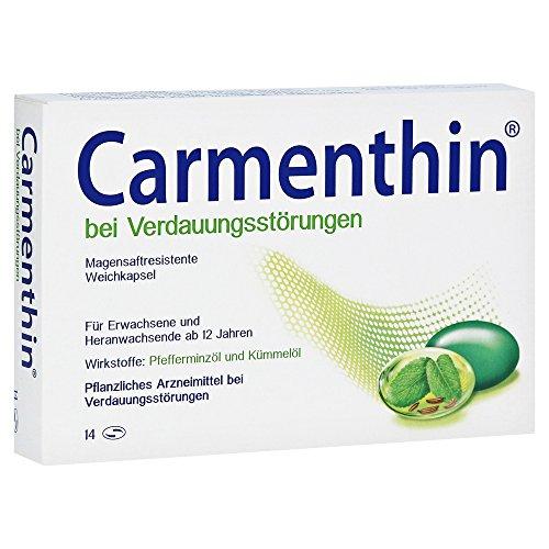 Carmenthin Kapseln, 14 St.