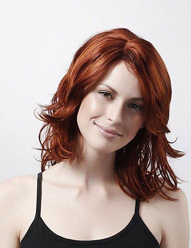 BBDM Capless long de haute qualité de synthèse des couleurs bouclés perruque de cheveux de multiples disponibles , #114-large , #114-large