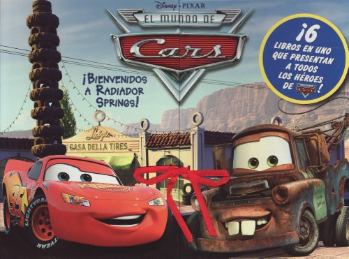 Bienvenidos a Radiador Springs/Welcome to Radiator Springs (El mundo de cars/The Car's World) por Mick Wells