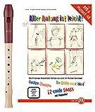 Moeck Flauto 1 Plus 1020 Sopran deutsch+ Schule mit