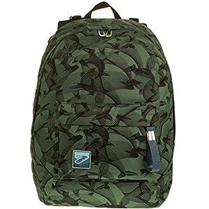 51BZHi0E AL. SS300  - Seven - Mochila reversible BACKPACK SOCIAL + auriculares verde militar Art. 201001992
