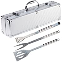 Ultranatura Set posate da grill, 3 pezzi,
