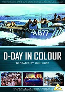 D-Day In Colour [DVD]