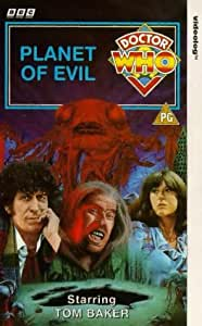 Doctor Who - Planet of Evil [VHS] [1963]