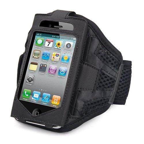 Fitness PAL Sportarmband für iPhone 3G/3GS/4/4S und iPod touch (ideal zum Laufen, für das Fitnessstudio und für Walking) 1st Gen Ipod Touch