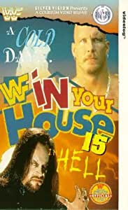 WWF - In Your House 15 [VHS] [UK Import]