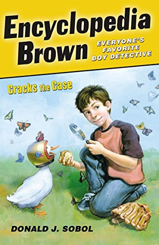 Encyclopedia Brown Cracks the Case por Donald J. Sobol