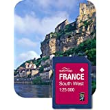 SATMAP Carte: France Sud-Ouest 1:25k