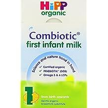 HiPP - Fórmula Orgánica 1 de Leche para Recién Nacidos en Adelante 800g
