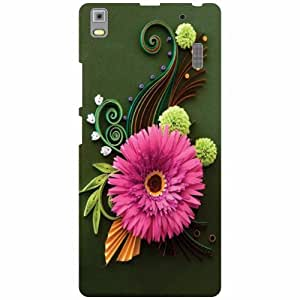 Printland Phone Cover For Lenovo K3 Note PA1F0001IN