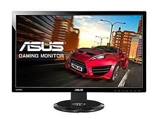Asus VG278HE 27 inch Widescreen LED Multimedia 3D Monitor (1920 x 1080, VGA, HDMI, DVI, Headphone Jack) - Black (B008IER7BU) | Amazon price tracker / tracking, Amazon price history charts, Amazon price watches, Amazon price drop alerts