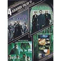 4 grandi film - Matrix collection