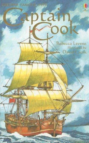 Captain Cook (Usborne Famous Lives Gift Books)