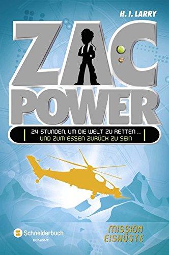 Preisvergleich Produktbild Zac Power,  Band 04: Mission Eiswüste