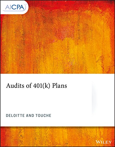 Audits of 401(k) Plans (AICPA) (English Edition) (K-serie Asus)