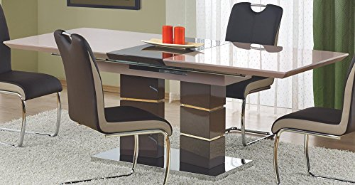 CARELLIA Table A Manger Design Extensible 160 ÷ 200/90/75 CM
