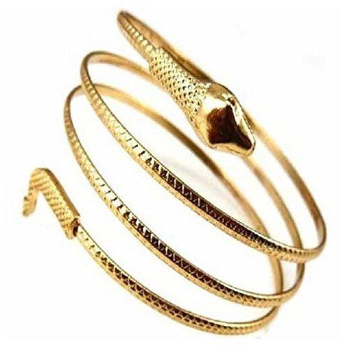 (Li_unmio Schlangen-Armband Gold *1)