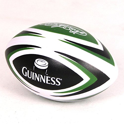 Guinness Mini Stress Rugby-Ball (Rugby-bier Guinness)