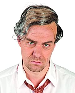 Boland - Peluca para Disfraz de Adulto Unisex de 14 a 99 años