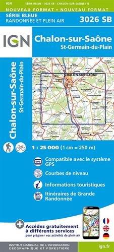 Chalon-sur-Saône/St-Germain-du-Plain : 3026sb