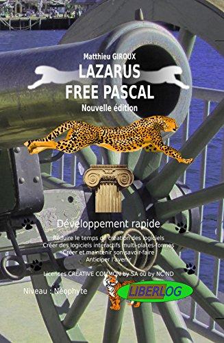 LAZARUS FREE PASCAL – Développement rapide par Matthieu GIROUX