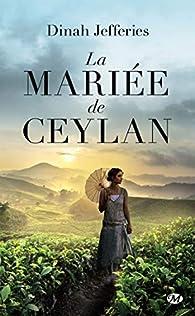 La mariée de Ceylan par Dinah Jefferies