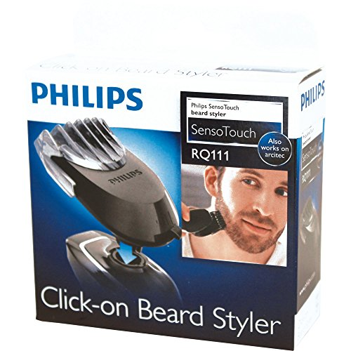 Philips Click-On Styler - für Philips SensoTouch und Arcitec Rasierer RQ111/50 (Philips-rasierer Mit Trimmer)