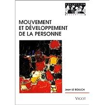 Mouvement et développement de la personne
