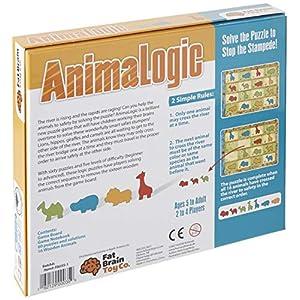 Ci-Juego de Logica Animalogic