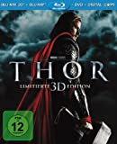 Thor - Limitierte 3D Edition (+ Blu-ray + DVD + Digital Copy) [Limited Edition] [Blu-ray 3D]