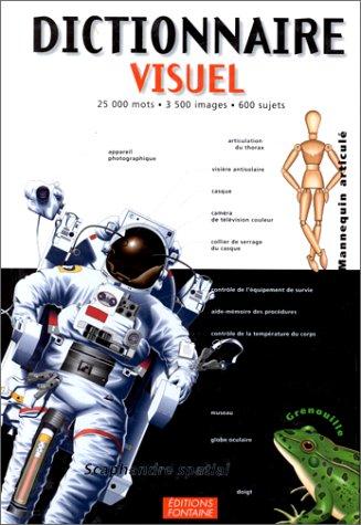 DICTIONNAIRE VISUEL par Collectif, Jean-Claude Corbeil, Ariane Archambault