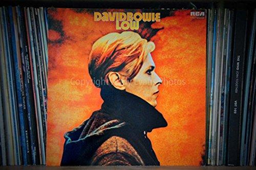 Foto Eine 45,7x 30,5cm Fotografische Print von David Bowie Album Cover LOW Landschaft Foto Farbe Fine Art Bild Print. Fotografie von Andy Evans Fotos