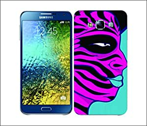 Galaxy Printed 1705 CIRCUS FREAKS Cheru Hard Cover for Samsung Core Prime