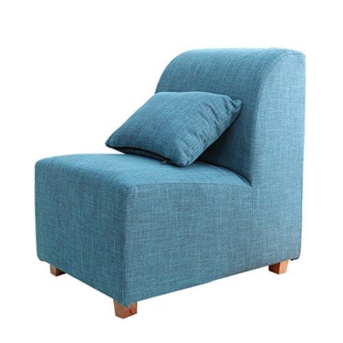 Sitzsäcke Lazy Sofa Single Kleine Wohnung Wohnzimmer Schlafzimmer Stoff Sofa Stuhl Cafe Sitz (Farbe...