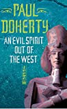 Image de An Evil Spirit Out of the West (Ancient Egyptian Mysteries) (English Edition)